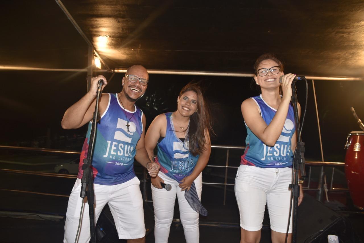 JESUS NO LITORAL: MISSÃO DE FÉ E EVANGELIZAÇÃO É SUCESSO EM GURIRI