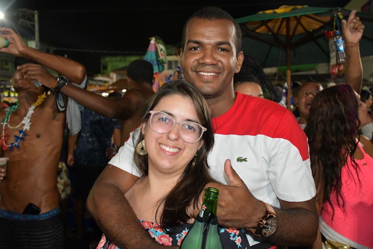 FOLIÕES APROVEITARAM ATÉ O ÚLTIMO MINUTO O CARNAVAL DE GURIRI