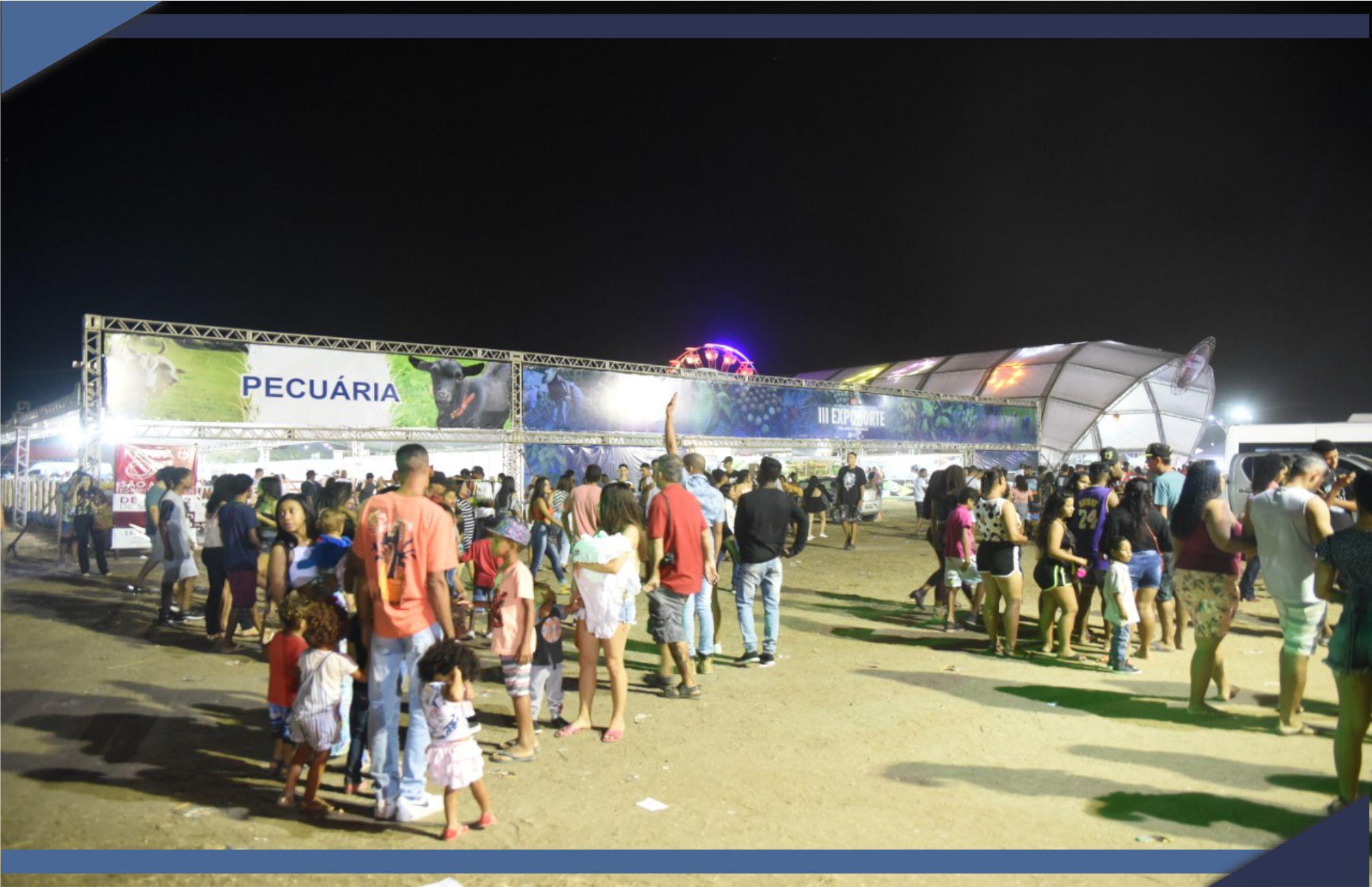 AGRONEGÓCIO GERA MAIS DE R$ 1 MILHÃO EM COMÉRCIO DENTRO DA EXPOSAMA