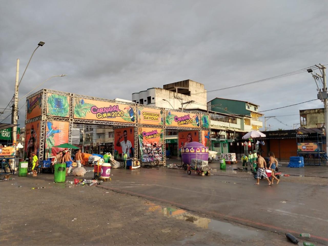 CARNAVAL DE GURIRI É MARCADO PELA SEGURANÇA, ORGANIZAÇÃO E ALEGRIA