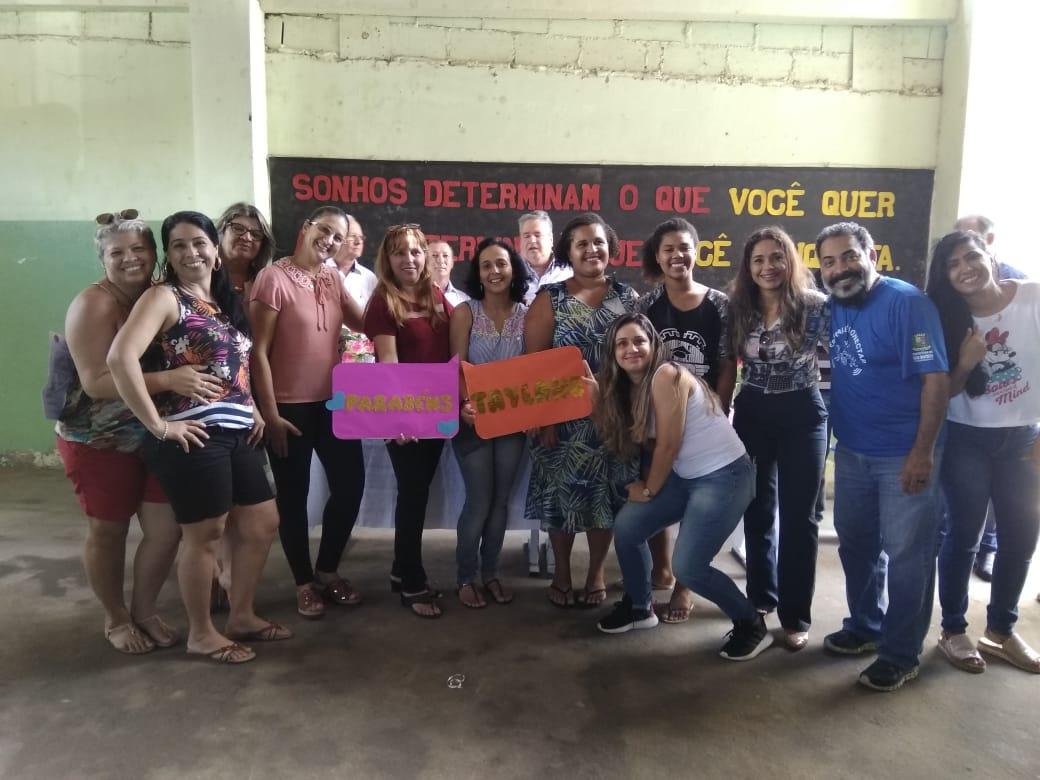 EMOÇÃO MARCA ENTREGA DO PRÊMIO ESTUDANTE DESTAQUE 2019