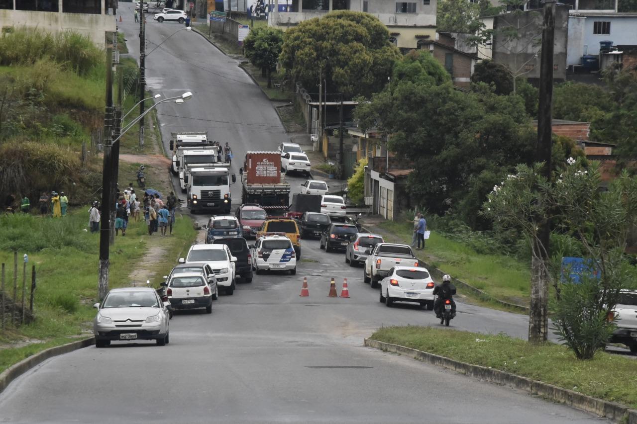 PREFEITURA DE SÃO MATEUS COM FORÇA TAREFA PARA ATENDER OCORRÊNCIAS DA CHUVA
