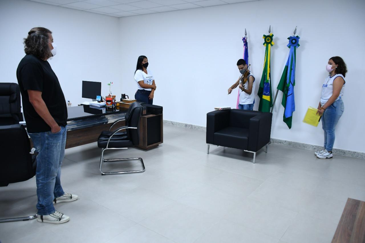 DIA NACIONAL DE LUTA DA PESSOA COM DEFICIÊNCIA É LEMBRADO EM SÃO MATEUS