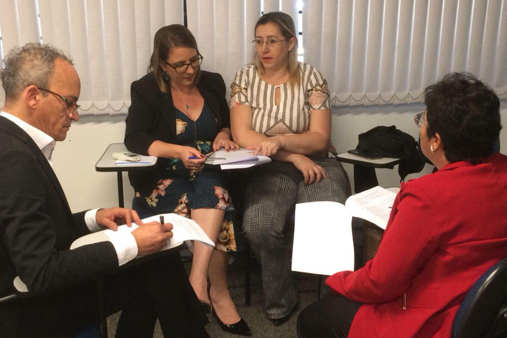 Prefeitura de São Mateus tem Secretária Municipal de Assistência Social empossada nova diretora do CONGEMAS