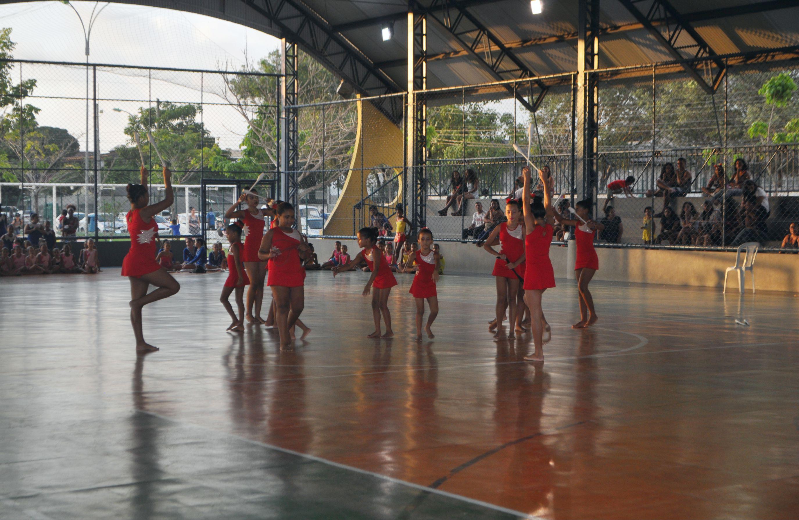 XII Festival De Ginastica Rítmica Apresenta Jovens Talentos Mateenses