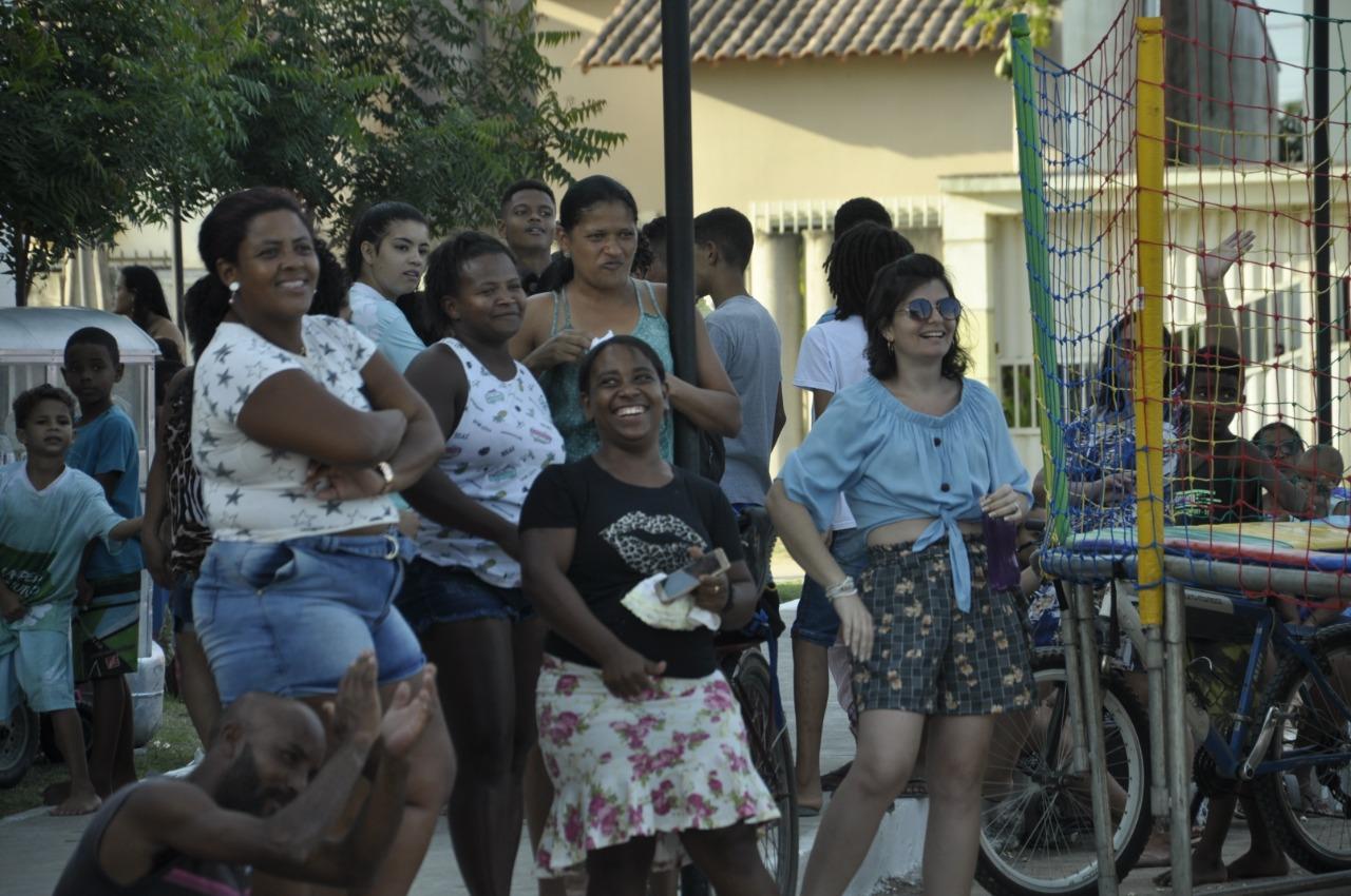 ESTAÇÃO CIDADANIA É INAUGURADA: PARCERIA ENTRE MUNICÍPIO E GOVERNO FEDERAL VEM TRAZENDO BENEFÍCIOS PARA A POPULAÇÃO
