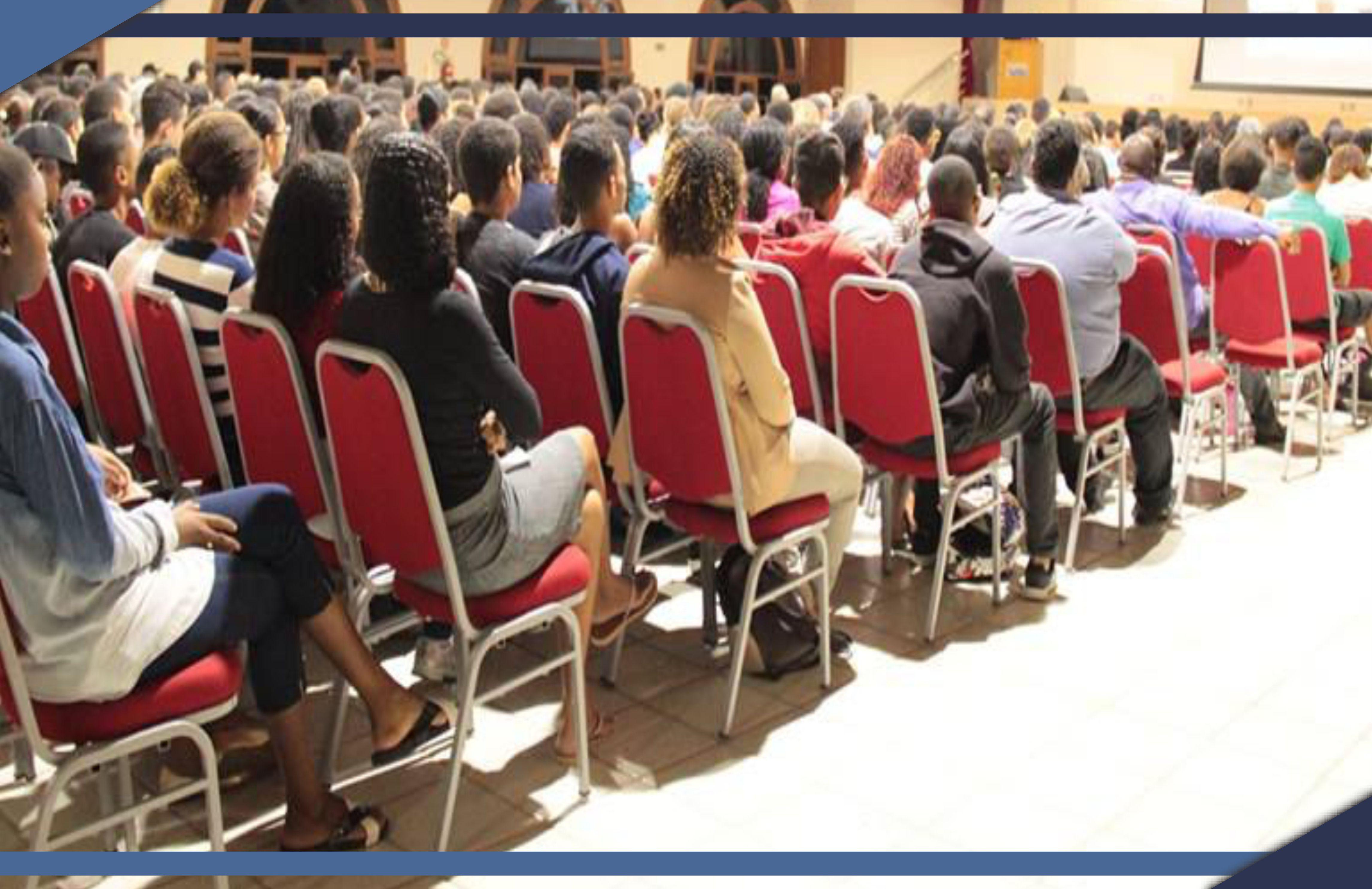 Aula Inaugural Do Pré-Ifes Movimenta Estudantes Mateenses