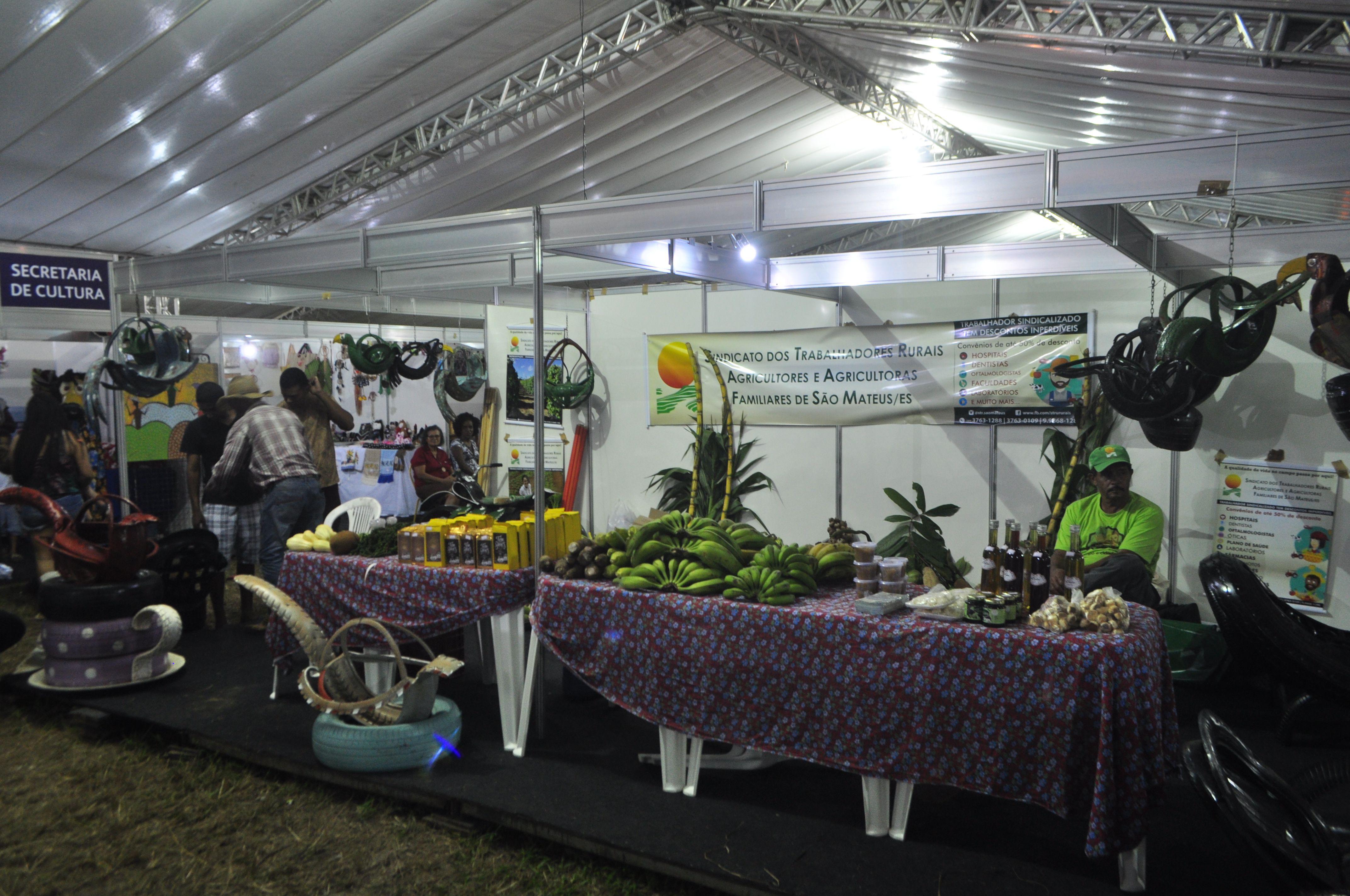 Tenda Cultural EXPOSAMA 2018