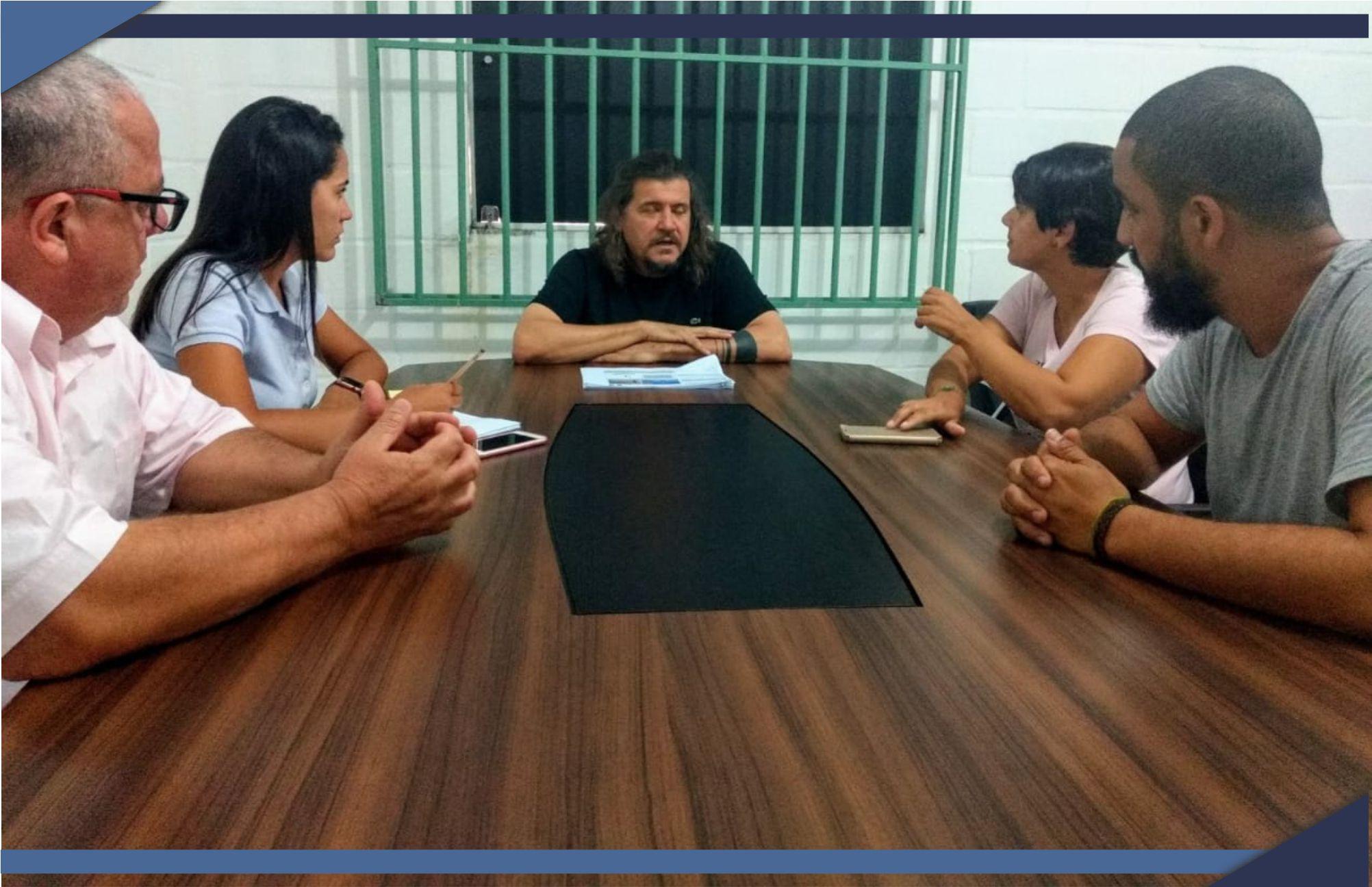 AMEAÇA DO ÓLEO: PLANO DE AÇÃO EMERGENCIAL MOBILIZA SECRETARIAS E ENTIDADES DE SÃO MATEUS