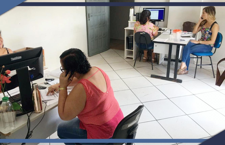 PREFEITURA REFORÇA ATENDIMENTO NA ASSISTÊNCIA SOCIAL COM CESTA DE ALIMENTOS