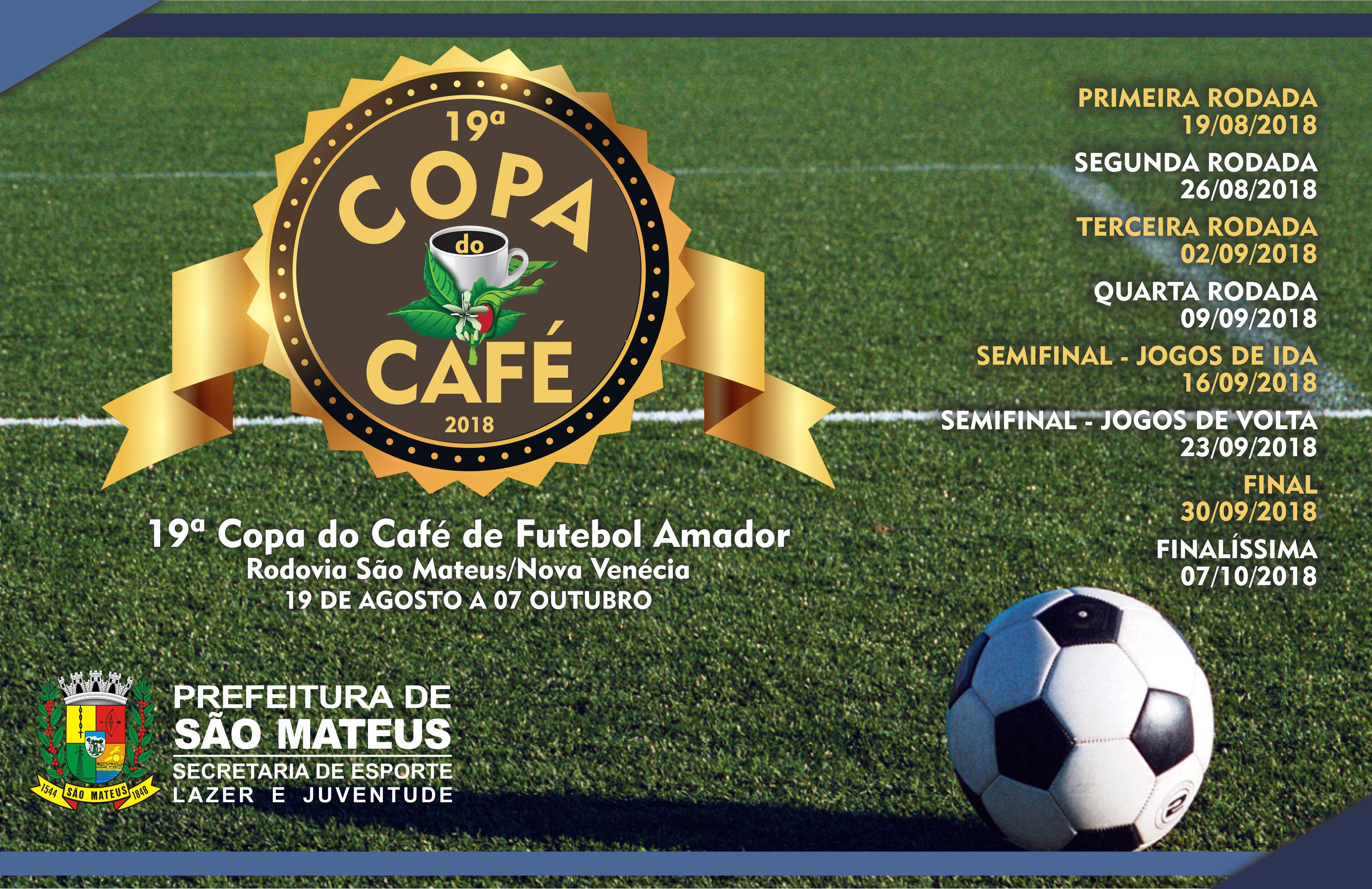 19ª Copa Do Café De Futebol Amador