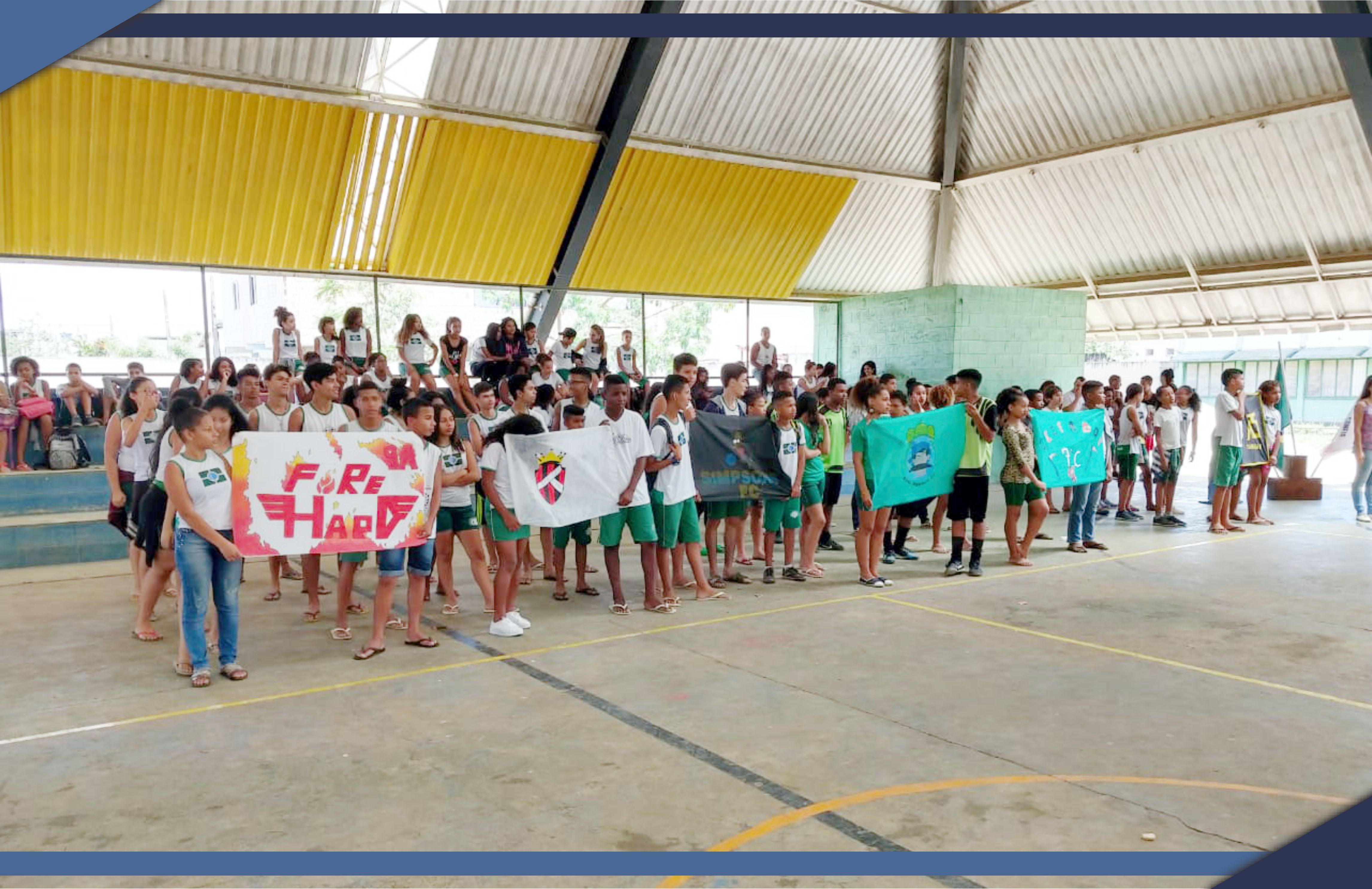 Escola Dora Comemora Semana da Criança com Interclasse