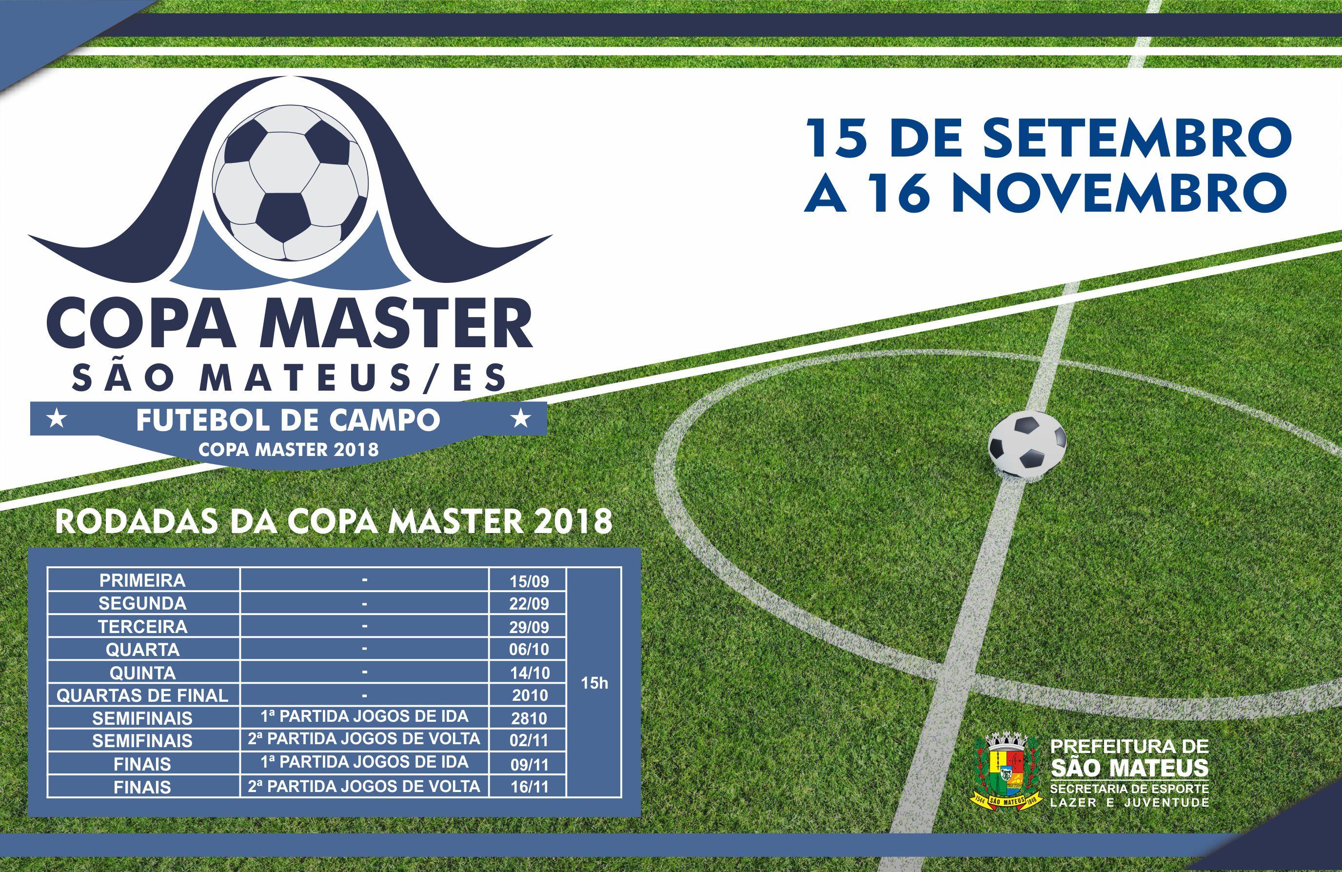 Copa Master 2018