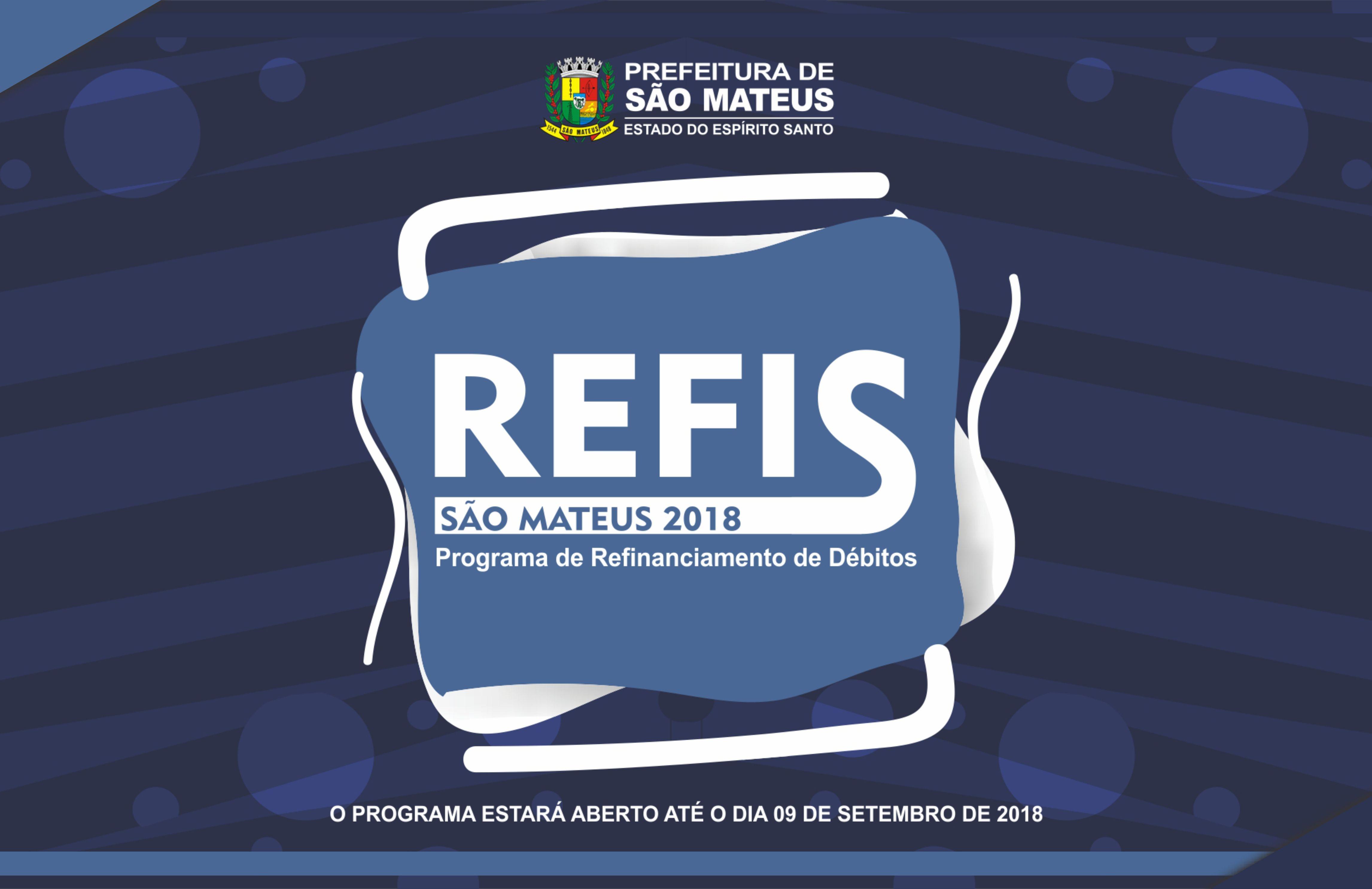 Programa de Refinanciamento de Débitos passa a ser oferecido em São Mateus