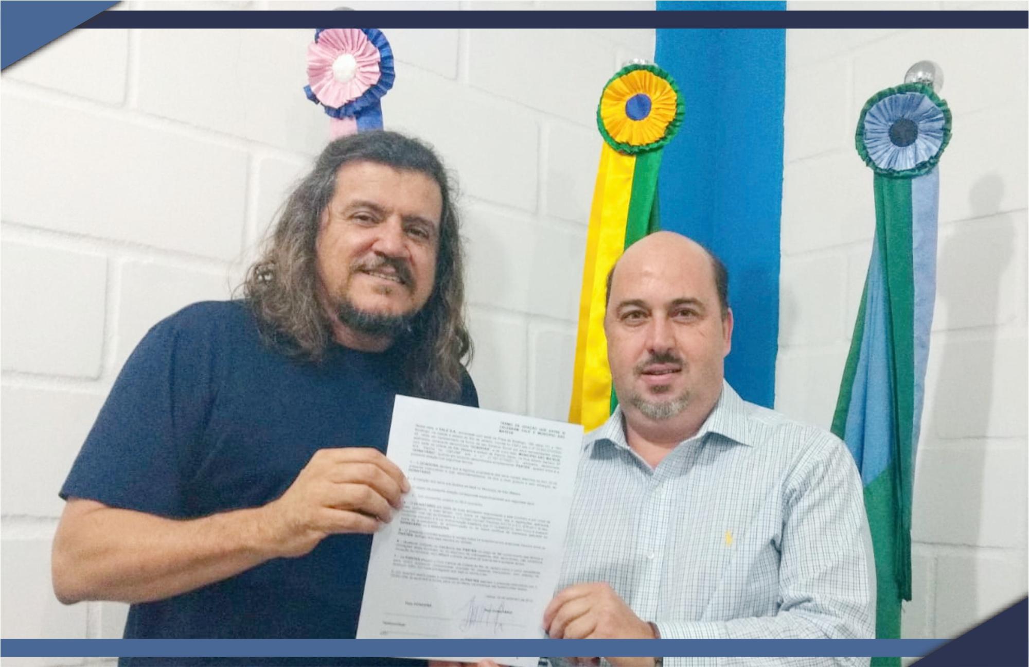 VALE DOA DORMENTES À PREFEITURA PARA PROTEÇÃO DA RESTINGA DE GURIRI