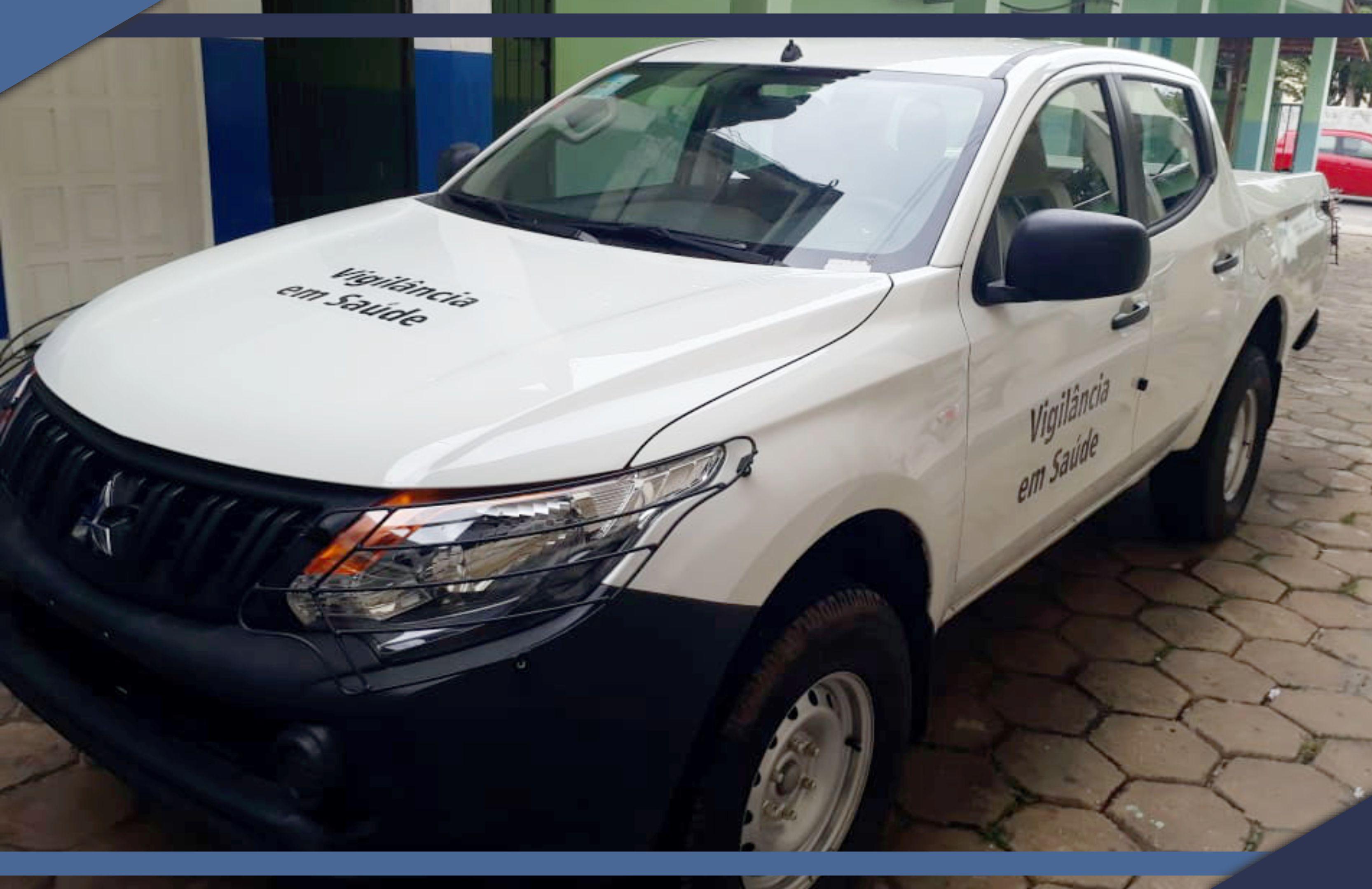 PMSM adquire veículo para auxiliar no combate às arboviroses