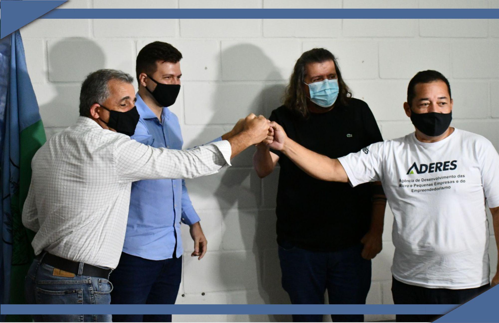 CIDADE EMPREENDEDORA: PREFEITURA ASSINA CONVÊNIO COM SEBRAE E OFERECE MAIS APOIO AO MICROEMPREENDEDOR DE SÃO MATEUS