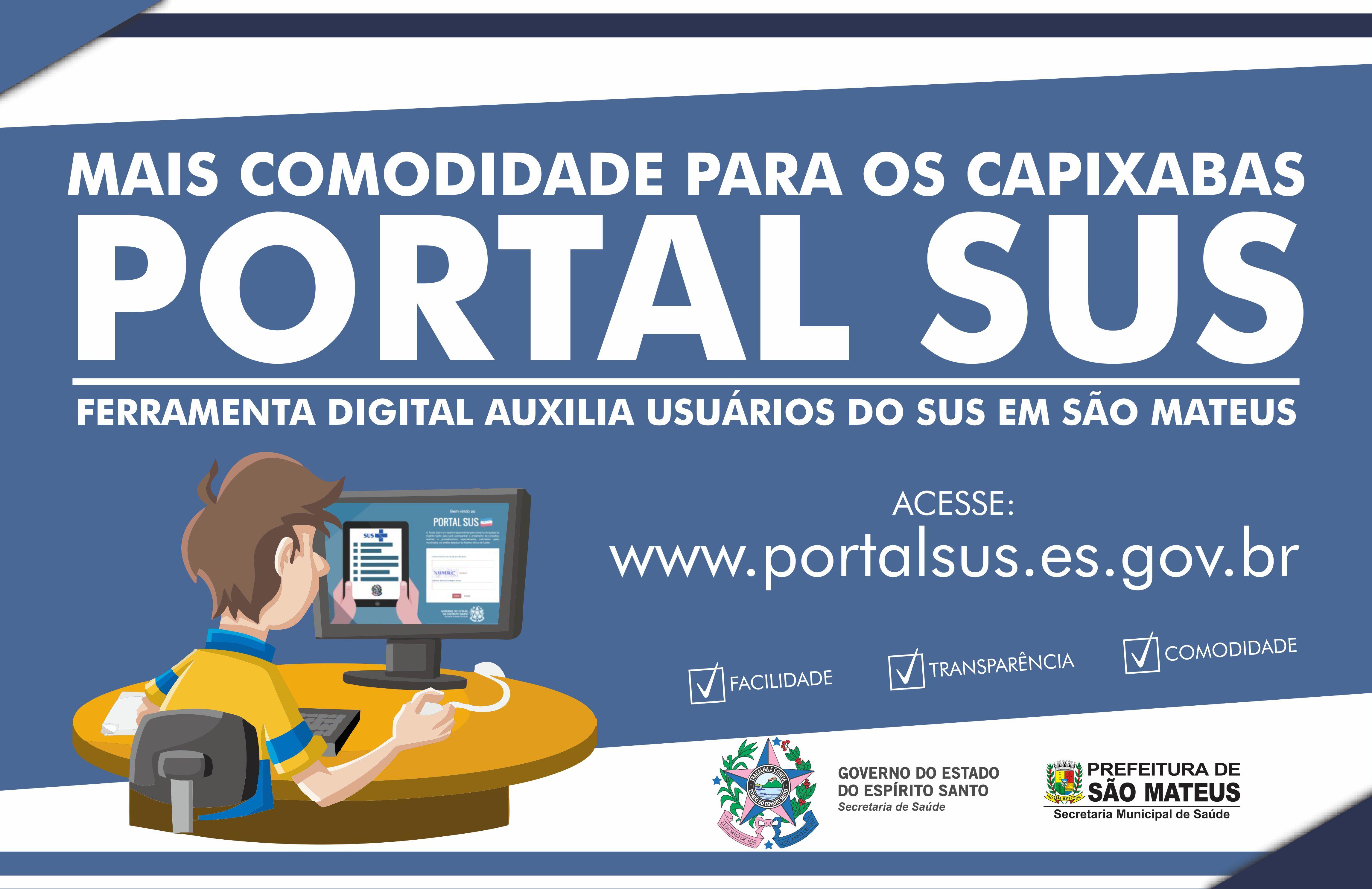 Ferramenta digital auxilia usuários do SUS em São Mateus