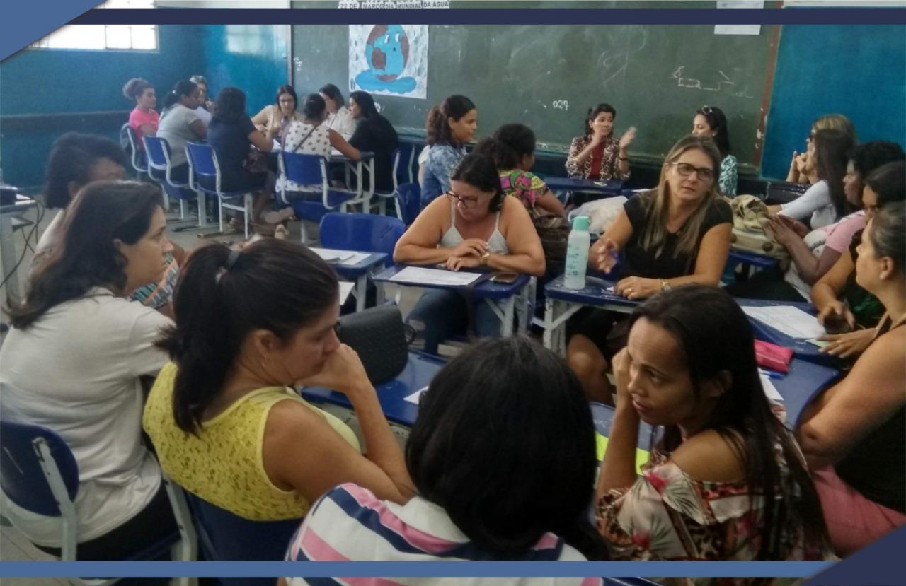 EDUCAÇÃO INFANTIL BEM PLANEJADA PELA PREFEITURA DE SÃO MATEUS