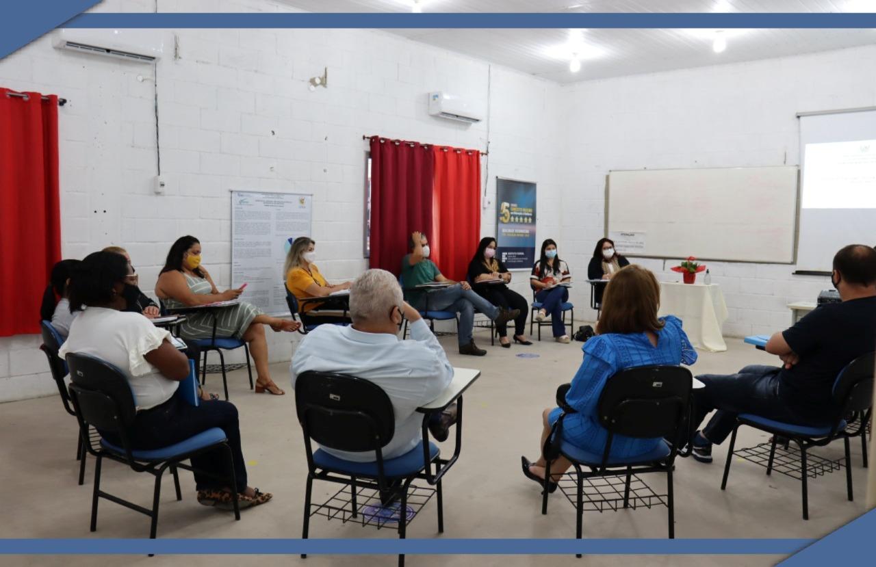EDUCAÇÃO DE SÃO MATEUS DEBATE AÇÕES DO PROGRAMA DE TEMPO INTEGRAL