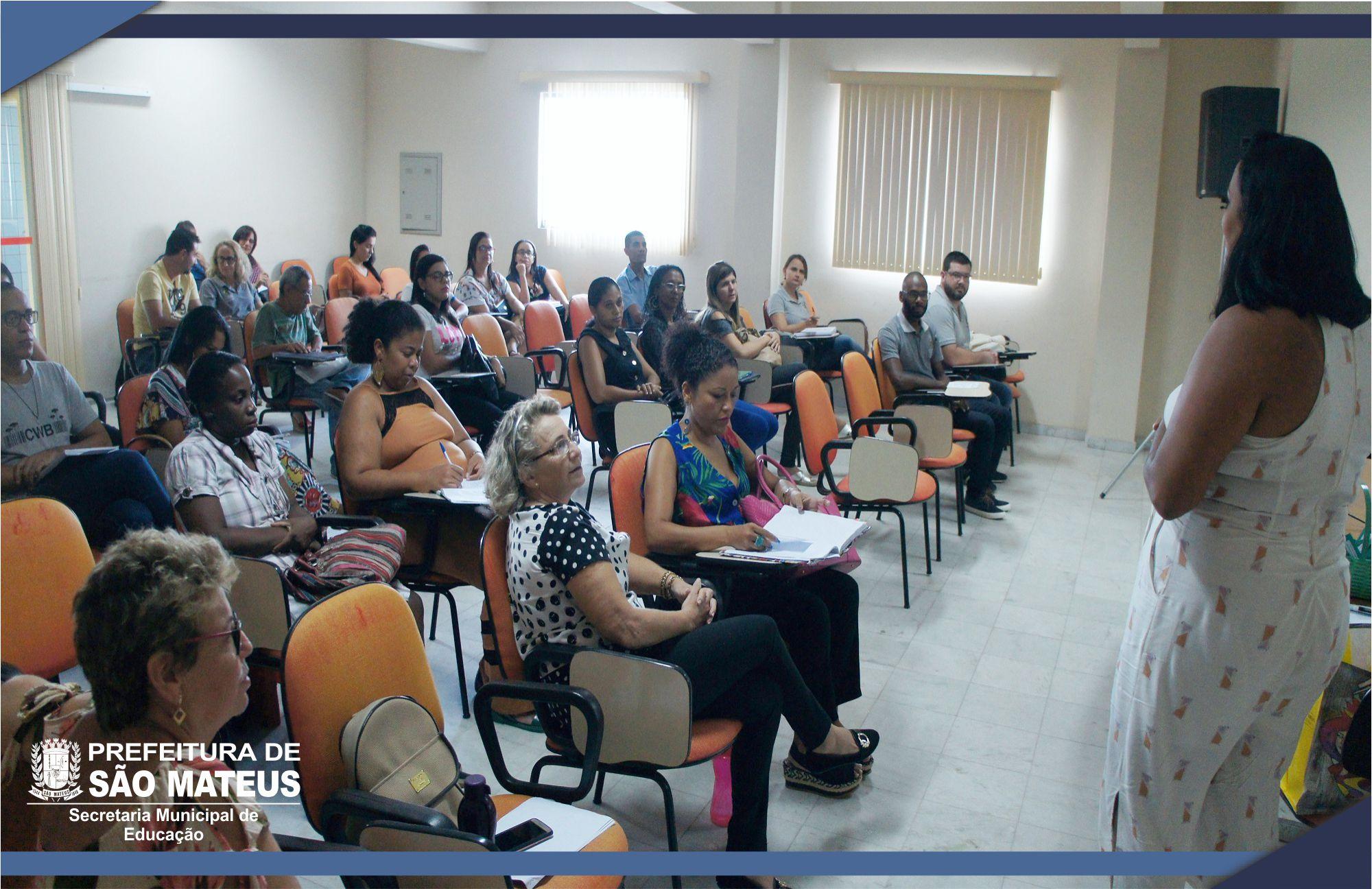 PMSM PROMOVE ENCONTRO COM OS PROFISSIONAIS DO PREFES