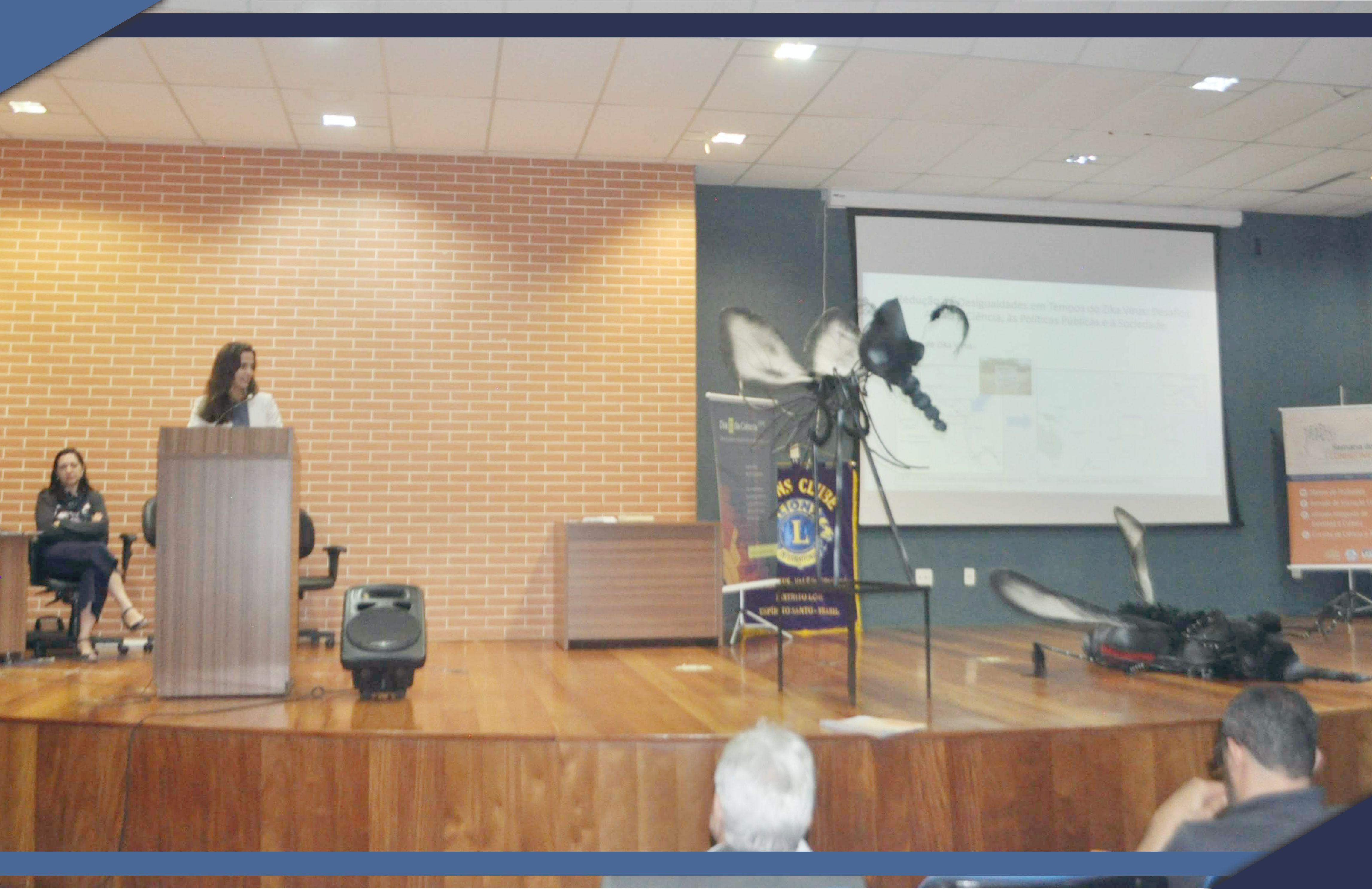 Prefeitura apoia evento de divulgação científica na UFES